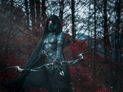 Skyrim – Nightingale Armor