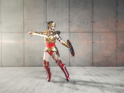 Regime Wonder Woman