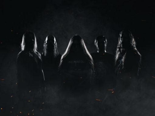 Vane – The Cannibal promo shoot